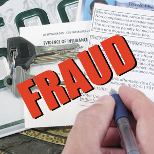 auto insurance fraud blog