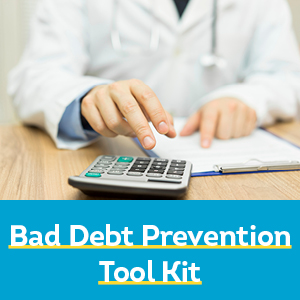 Charity care and bad debt prevention toolkit