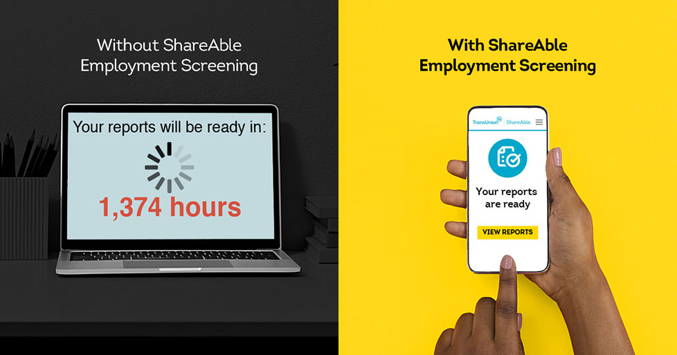 shareable results are delivered in minutes to your email inbox