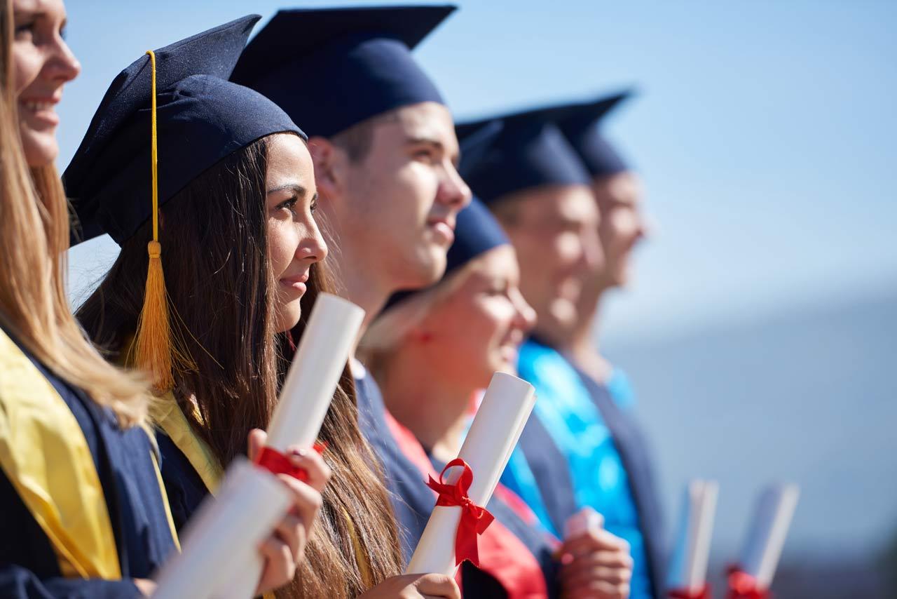 education checks can extend as far back as high school