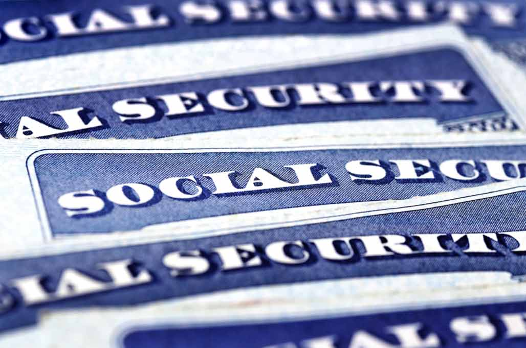 social security verification