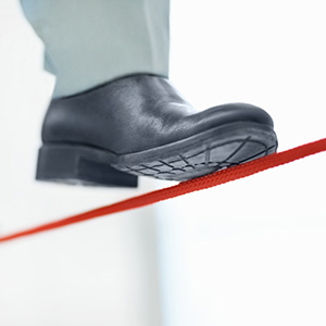 Walking the Fraud Tightrope