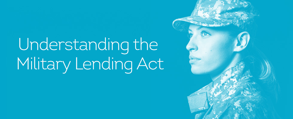 Banner image for 6 FAQs about Military Lending Act Search blog