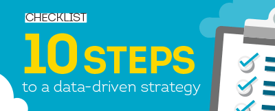 10 steps to a data-driven collections strategy checklist