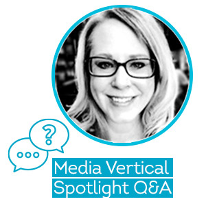 Media Vertical Spotlight: Q &A with Kaitie Coghlan