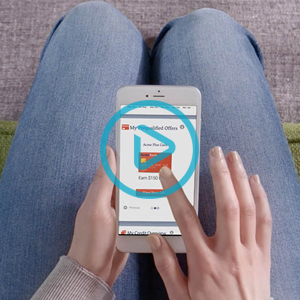 Image Attract and Engage Consumers by Offering On-demand Access to Their Credit for Video
