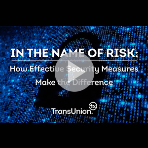Image for Executive Roundtable: The Critical Role Data Plays in Effective Risk Management
