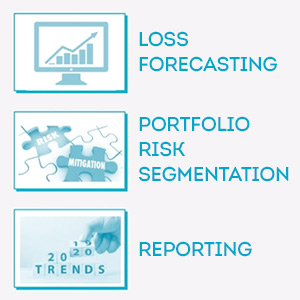 Image of Loss Forecasting, Portfolio Risk Segmentation and Reporting
