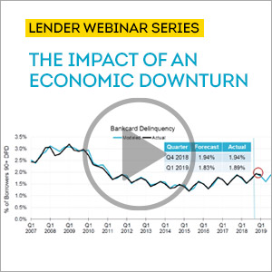 Image of Lender Webinar Series: The Impact of a Downturn